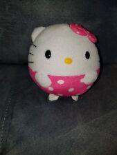 "Ty Beanie Babies Hello Kitty 8"" Plush (Round Ball Shape)"