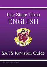 KS3 inglese test d'ammissione: PT. 1 & 2: guida revisione da parte di libri (libro in brossura CGP, 1990)