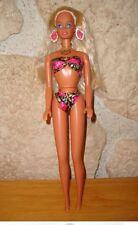 poupée barbie hawai complète maillot de bain 1995 1996