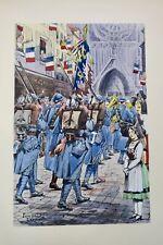 INFANTERIE armée française à travers les âges. Ses traditions, ses gloires