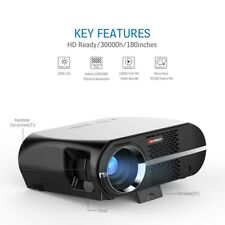 GP100 LCD Video Projector w/1080P Full-HD Level Quality 3200 Lumens 90-240V