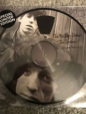 """ROLLING STONES """"The Sessions Vol. 4 - 10"""" Picture Disc Vinyl -  NEW/ SEALED"""