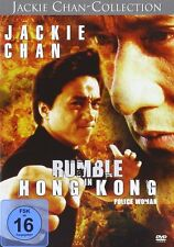 Jackie Chan - Rumble in Hong Kong - Police Woman DVD Zustand sehr gut
