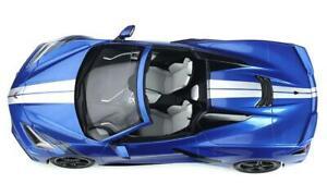 BRAND NEW!! 2021 Corvette Stingray Convertible 1/18  DIECAST by GT Spirit US-033
