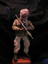 1/6th scale custom Darfur JEM (Justice and Equality Movement) fighter
