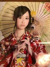 AKB 48 Poster Reversible 2 pieces set Japanese Top Idol Matui Rena