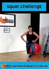 Toning EXERCISE DVD - Barlates Body Blitz SQUAT CHALLENGE!