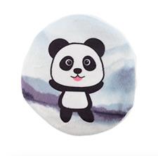Mini-Bouillotte Chauffe Mains Chaufferette De Poche Réutilisable Housse Panda