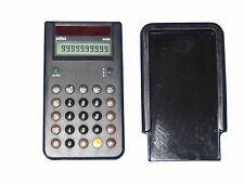 Braun AG 535 Solar Taschenrechner Calculator Typ 4777  #50