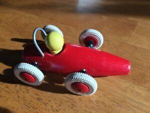 VINTAGE CLASSIC BRIO WOODEN RACE CAR