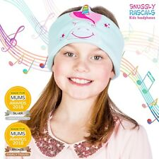 Kids Headphones (v2) by Snuggly Rascals - Headphones for Kids - Ultra-Comfortabl