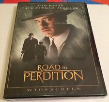 Tom Hanks Road to Perdition Paul Newman Judge Law (DVD, 2003, Widescreen) New
