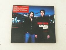 DEEP DISH - Global Underground #025 - Deep Dish Toronto - 2 CD W/SLIPCASE