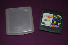 DEEP DUCK TROUBLE Starring Donald Duck - Sega - Jeu Plate-Forme Game Gear GG PAL