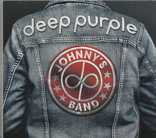 DEEP PURPLE Johnny's Back   Maxi-CD 5 Tracks - 3 davon live