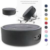1PC Silicone Protective Proof Sleeve Case Cover Protect For Amazon Echo Dot 2nd
