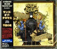 SONS OF TEXAS-FORGED BY FORTITUDE-JAPAN CD BONUS TRACK E78