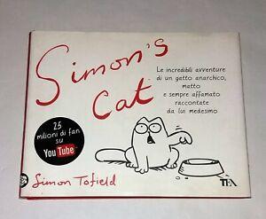 Simon's Cat di Simon Tofield - TEA