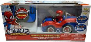 Marvel Spider-Man Buggy Remote Control Car [Childrens Toy Electronic Marvel] NEW