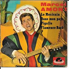 EP 4 TITRES--MARCEL AMONT--LE MEXICAIN / PIGALLE
