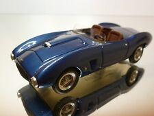 ABC 230 ASTON MARTIN BERTONE SPIDER DB2/4 1954 - BLUE  1:43 - EXCELLENT - 24+25