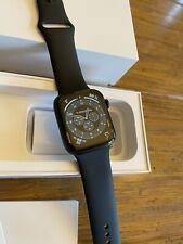 Apple Watch Series 5 Titan, Saphire, Black, 44mm, GPS & Cellular, neuw. Zustand