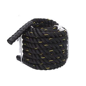 38mm 12M  9M 29ft Training Battle Ropes Power Sport Exercise Fitness Gym Cord
