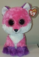 Ty Beanie Boos - JOEY the Fox (8-9 Inch) Buddy Medium Size Claires Exclusive NEW
