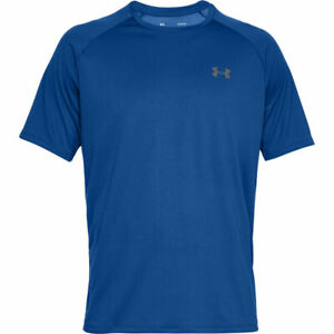 Under Armour UA Tech 2.0 Men's Short Sleeve Shirt 100% Polyester Specifications
