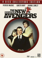 NEW AVENGERS Collector's Edition DVD Patrick Macnee Gareth Hunt UK Rele New R2