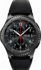 Samsung - Gear S3 Frontier Smartwatch 46mm - Dark Gray