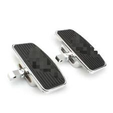 360 Degrees Floorboard Footboards Footrest Pad For Honda VTX1300 VTX1800 VL400