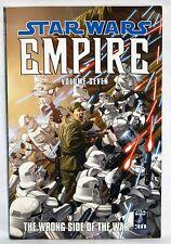 Star Wars - Empire: v. 7: Wrong Side of the War by Davide Fabbri, Welles Hartley