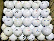 3 Dozen (36) Callaway (mix) Golf Balls Aaaa - Aaaaa (Near Mint – Mint)