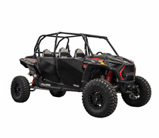 Tusk Barrier Black Pro Fit Doors For 2014-2020 Polaris Ranger RZR XP 4 1000 SXS