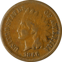 1866 Indian Cent Great Deals From The Executive Coin Company
