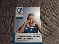 Programm FC Schalke 04 - Werder Bremen 06/07