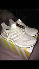 Adidas Ultra Boost LTD 1.0 Cream AQ5559 Size 11 9/10 Condition (MESSAGE FIRST)
