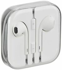 Brand New OEM Genuine Earphones W/Remote & Mic For iPhone 5 6 5s 6s