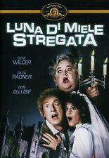 Haunted Honeymoon -Gene Wilder, Gilda Radner, Paul Smith NEW UK REGION 2 DVD PAL