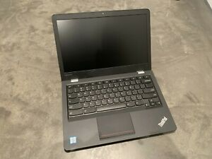 "Lenovo THINKPAD 13 Chromebook - Core i3 6100U 4GB RAM 16GB Mmc 13.3 "" Chromeos"