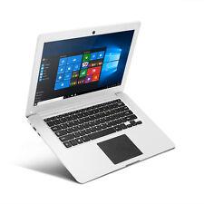 "14.1"" Windows10 Notebook 2G/32G HDMI Intel Quad Core Bluetooth 1.33GHz Laptop PC"