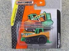 Matchbox 2014 #109/120 SEED SHAKER orange/green Construction Case J New Casting