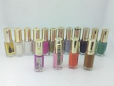 Smalto L oréal Paris Color Riche le Vernis 16 Colori Stock Lotto