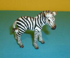 Schleich Wild Animal Baby Zebra Foal Female 14393