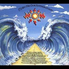 M.O.M: Music for Our Mother Ocean by Various Artists (CD, Jul-1996) Disc Only