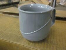 Aladdin Temp Rite ALM320 Gray 8 Ounce Mugs ***Lot of 48*** (NEW)