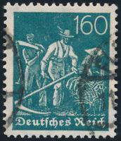 DR 1922, MiNr. 190, gestempelt, gepr. Bechtold, Mi. 220,-