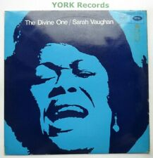 SARAH VAUGHAN - The Divine One - Excellent Condition LP Record MFP 1107
