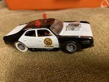 Tyco Police Slot Car Cruiser Vintage